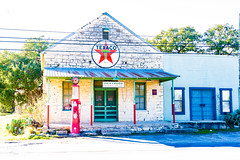 HillCountry_044 (allen ramlow) Tags: texas hill country driftwood texaco station long exposure sony alpha