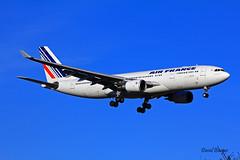 Airbus A330 ~ F-GZCK  Air France (Aero.passion DBC-1) Tags: spotting cdg 2013 dbc1 david aeropassion biscove aviation airport roissy aircraft avion plane airlines airliner airbus a330 ~ fgzck air france