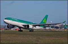EI-GEY Airbus A330-202 Aer Lingus (elevationair ✈) Tags: dublin airport dublinairport dub eidw airliners airlines avgeek aviation airplane sun sunny sunshine shamrock aerlingus rotate airbus a330 a332 airbusa33202 eigey