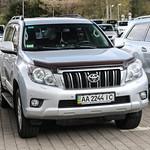 Ukraine (Kiev) - Toyota Land Cruiser thumbnail