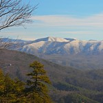 5285ex Great Smoky Mountains covered in frost thumbnail