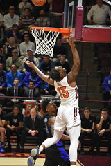 AHMED HILL (SneakinDeacon) Tags: vt virginiatech vatech hokies duke bluedevils cassell coliseum acc basketball