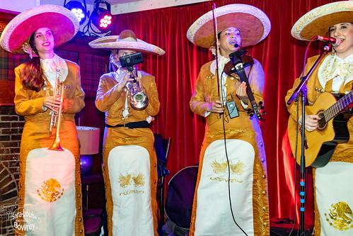 Saturday Unplugged: Mariachi del Adelitas