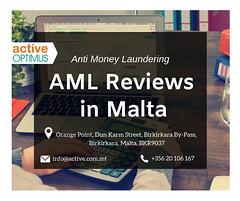 AML Reviews Malta (Active Optimus Group) Tags: aml reviews malta