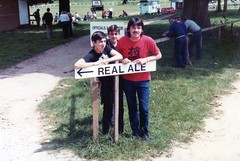 Bicton Showground Real Ale Festival 1982 (clivepsmithmarch1960) Tags: realale bicton