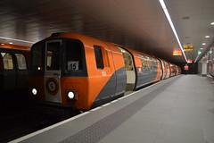 Glasgow Subway 103 (Will Swain) Tags: glasgow 22nd september 2018 subway train trains rail railway railways transport travel uk britain vehicle vehicles scotland scottish north europe underground 103