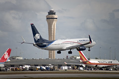 Aeromexico Boeing 737-8 MAX (XA-AMV) © (CAUT) Tags: aviation aviacion aircraftspotting planespotting spotting spotter avion aircraft airplane plane flugzeug aeropuerto airport caut 2019 nikon d610 usa kolumbien
