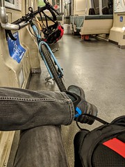 2019 Bike 180: Day 028 Red, Black, and Blue (spamajama) Tags: 2019bike180