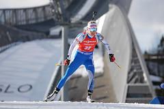 Kaisa Mäkäräinen IBU Biathlon World Cup Oslo 2019 (jk_cycling) Tags: kaisa mäkäräinen finnland biathlon skiskytterfestival ski skiskytter oslo norway holmenkollen wintersports ibubiathlonworldcup canoneos eos5dmkiv