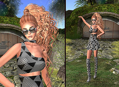 LuceMia - On9 Event (2018 SAFAS AWARD WINNER - Favorite Blogger - MISS ) Tags: event on9event bakaboo persea hair letituier glass unisex haysuriza hiphop2 eyewear exclusive sl secondlife mesh fashion creations blog beauty hud colors models lucemia