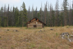 Roadside (TexasExplorer98) Tags: historic ghosttown hiking forest nationalforest pioneermountains pioneermountainscenicbyway coolidge montana
