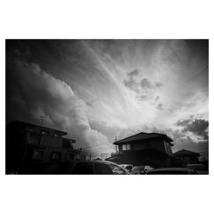 chiba (s_inagaki) Tags: monochrome bnw street モノクロ 白黒 bw 散歩 blackandwhite スナップ snap スローフォト slowphoto 東京 tokyo