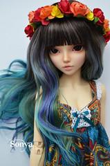 DSC_2110 (sonya_wig) Tags: fairytreewigs wig bjdwig minifeewig bjd bjdminifee minifeechloe handmadedoll bjddoll dollphoto fairyland fairylandminifee minifee chloe bjdphotographycoloringhair
