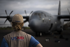 21 (USAFRICOM) Tags: djibouti africa airlift pilot loadmaster africom hoa eastafrica dyess 4ctcs c130j humanitarian airforce combatcamera cjtfhoa cargo mozambique 317thairliftgroup 435thairexpeditionarywing 75thaes roguesquadron cycloneidai idairelief beira usaid maputo mz