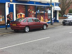 Ford Escort Finesse (VAGDave) Tags: ford escort finesse 2000