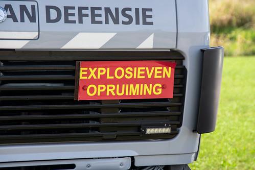 Algemeen - Defensie EOD (Explosieven Opruiming)