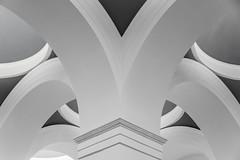 Hamburg (michael_hamburg69) Tags: hamburg germany deutschland handelskammer adolphsplatz1 ihk industriehandelskammer decke ceiling säulen rundung architektur architecture bogen bögen börse photowalkmitkatrin