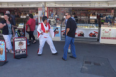 All shook up! (kevin Akerman) Tags: elvis festival white people laughing porthcawl coney beach stalls