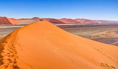 Sossusvlei II (Jhaví) Tags: sossusvlei namib naukluft namibia desert desierto arena sand dune duna nature naturaleza wild trip travel
