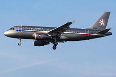 CzechAirForce_A319CJ_2801_BRU_OKT18 (Jonas_Evrard) Tags: aviation airport aircraft airplane airliner spotting spotter brussel goverment photography planespotting plane planes planespotter