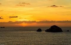 Sunset in Mazatlan (1 of 1)Up the stair well (grapeman) Tags: sony a7riii 24105 mazatlan suset