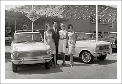 Vehicle Collection (7199) - Opel (Steve Given) Tags: familycar motorvehicle automobile opel 1960s
