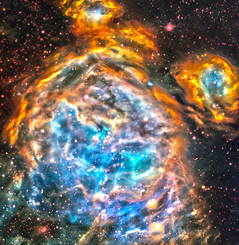 Star Formation in the Large Magellanic Cloud, variant