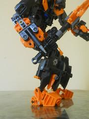 Toa Rachet (ToaTimeLord) Tags: bionicle lego afol brick toa tech toy