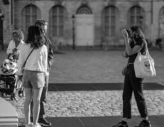 DSCF2072 (LexomIA) Tags: bordeaux street urbain bw nb streetphotography