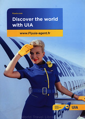 Ukraine International Airlines - Discover the world with UIA; 2018, flyer (World Travel library - The Collection) Tags: ukraineinternationalairlines uia 2018 stewardess crew flightattendant uniform people blue colors colours airlinesbrochurefrontcover frontcover brochure aviation travel library center worldtravellib papers prospekt catalogue katalog fluggesellschaften compagnie aérienne compagnia aerea légitársaság شركةطيران 航空会社 flug air airtransport transport holidays tourism trip vacation photos photo photography pictures images collectibles collectors collection sammlung recueil collezione assortimento colección ads online gallery galeria documents dokument broschyr esite catálogo folheto folleto брошюра broşür gloves