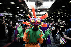 chicago wizard world comic con. august 2018 (timp37) Tags: legend zelda cosplayer illinois 2018 chicago wizard world comic con august rosemont