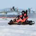 ice karting in Tahko