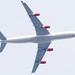Scandinavian Air Service (SAS) Airbus A-340 -300 OY-KBA overhead DSC_0111