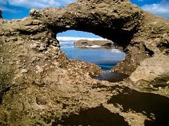 Piedras (mvdaruich) Tags: playa sol arena agua verano olas mar sand beach calor summer vactions vacaciones sun sunny luz cielo sky clouds nubes claromeco argentina costa atlantico sur