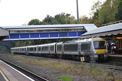 Chiltern Railways (Will Swain) Tags: banbury station 5th october 2018 beaconsfield train trains rail railway railways transport travel uk britain vehicle vehicles england english europe