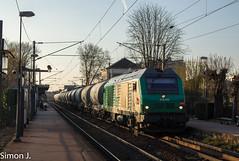 463274 Mantes MS - Le Bourget Triage (bb_17002) Tags: sncf station gare véhicule extérieur route chemin de fer locomotive horizon ville architecture locomotives bb75000 fret ciment diesel