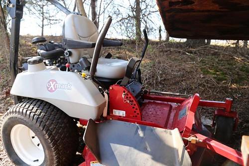 """Nice Exmark Lazer Z 60"""" zero turn mower (Kohler Command 23hp motor) ($5,152.00)"""