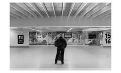 Manhattan (PhotoRapper (Michael)) Tags: pentax dslr cmos digital sigma sigmalens sigma18300mmf3563dcmacrooshsmcontemporary pennstation pennsylvaniastation ny nyc newyork newyorkcity westside midtown bw bnw blackandwhite blackwhite pentaxk70