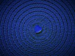 Blue (Hannelore_B) Tags: herz heart blau blue spirale spiral