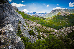 Corse (Janis Sabanovs) Tags: corse gr20 track montains nature light rock hiking
