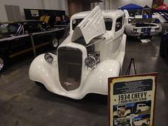 Coastal Virginia Auto Show Va Beach 2018 (MisterQque) Tags: carshow autoshow coastalvirginiaautoshow chevy vintagecar vintagechevy 1930scars 1934chevy