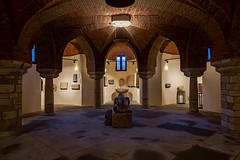 Astorga-Palacio Episcopa-Exposición del Sótano (dnieper) Tags: palacioepiscopal museodeloscaminos gaudí astorga león spain españa