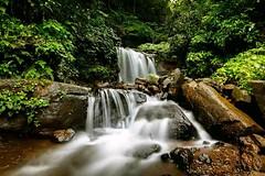 Waterfall #naturelover (dikshakulkarni20) Tags: naturelover waterfall fantasticnature