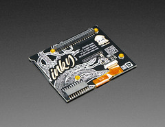 Pimoroni Inky wHAT (ePaper/eInk/EPD) - Red/Black/White (adafruit) Tags: 4143 pimoroni pimoroniinkywhat epaper bonnet electronics diy diyprojects diyelectronics projects new adafruit accessories screens displays