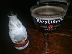 mix n match (n.a.) Tags: westmalle glass gulden draak quadrupel belgian trappist ale beer bottle drink dehems bar london