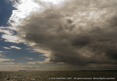 061934 (John Walmsley) Tags: britain england gb gbr hampshire isleofwight lymington uk altitude atmosphere blowing cloud clouds cloudscapes cumulus gale httpbitlyflickrwalmsleyalbums meteorology rain raining sky skyscapes storm stormy threatening weather wet wind windy wwwwalmsleyblackandwhitecom johnwalmsley walmsley