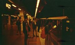 (Xingjian) Tags: leicam6 redscale film leica singapore mrt