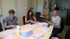 Kuvertering av undersökning (Linzen004) Tags: stockholmsuniversitet statistiskainstitutionen