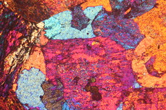 Andésite des Antilles (b.dussard25) Tags: microphotographie abstract abstrait macro art colors mineral macrophotography