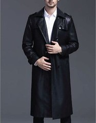 Mens Leather Trench Coat Full Length (Motorcycle Leather Suit) Tags: coat coats customleathercrafttrenchcoatr105x custommensraccoonfurlinedleathercoats fulllengthleathercoats howtoweartrenchcoatmen leather leatherjacket leathertrenchcoat mensstyletips mensburberrytrenchcoat mensfashion mensleathercoats mensleatherjackets mensleathertrenchcoatfulllength mensstyle menstrenchcoat trench trenchcoat trenchcoatgarment wintercoats
